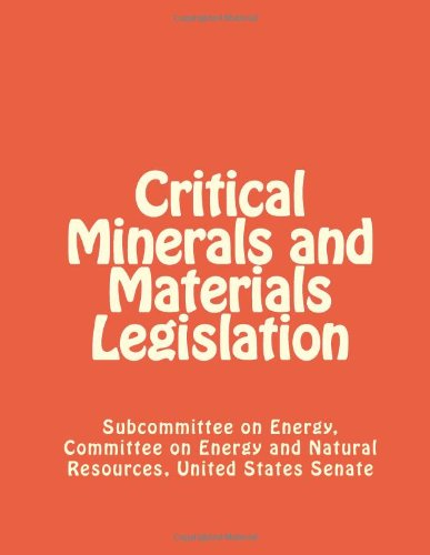 critical-minerals-and-materials-legislation