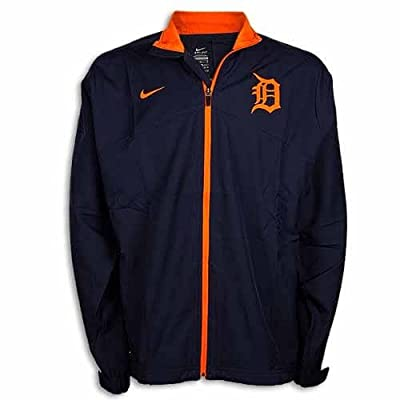 Detroit Tigers Road Dri-FIT Track Jacket by Nike
