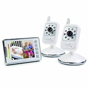 summer infant multi view digital color video baby monitor set baby. Black Bedroom Furniture Sets. Home Design Ideas