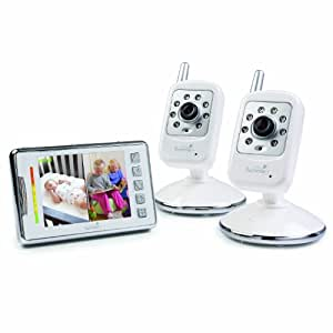 Summer Infant Multi View Digital Color Video Baby Monitor Set (Discontinued by Manufacturer)