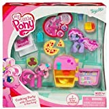 My Little Pony Ponyville - Cheerilee and Starsong Fridge Set