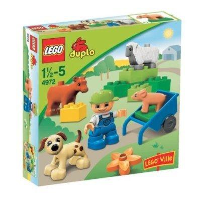 DUPLO LEGO Ville Animals (4972) - Buy DUPLO LEGO Ville Animals (4972) - Purchase DUPLO LEGO Ville Animals (4972) (LEGO, Toys & Games,Categories,Construction Blocks & Models,Building Sets)