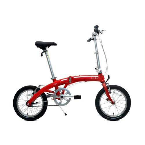 Learn More About Dahon Curve D3 16 Folding Bike - 2014