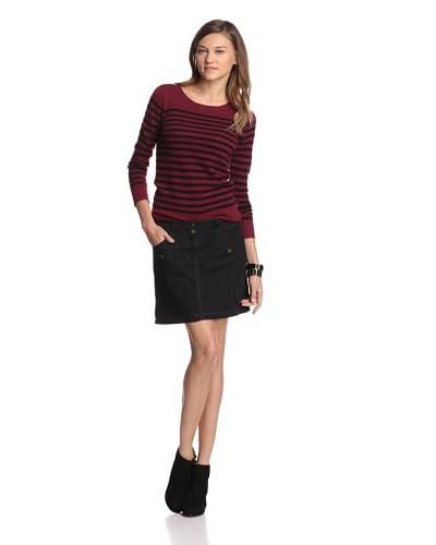 DA-NANG Women's Woven Skirt