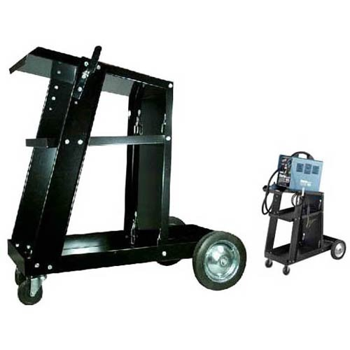 Best Review Of MIG TIG Plasma Cutter Arc Welding Cart with Tank Storage