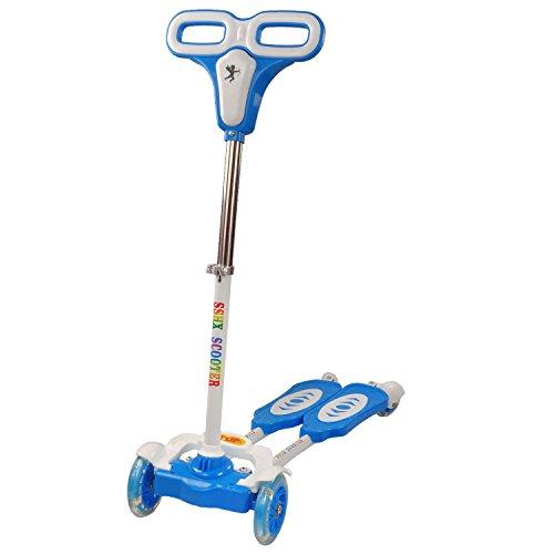 Magicpitara Four Wheel Scooty