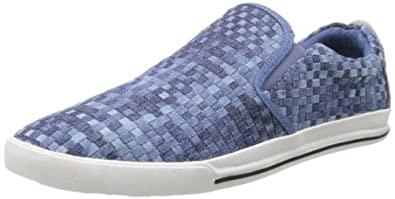 Madden Men's Onyx Fashion Sneaker,Blue,11.5 M US