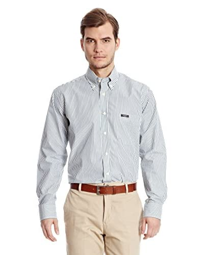 Sacoor Brothers Camicia Uomo Game [Verde Scuro]