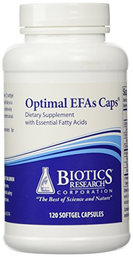 Optimal EFAs 120 Caps - Biotics