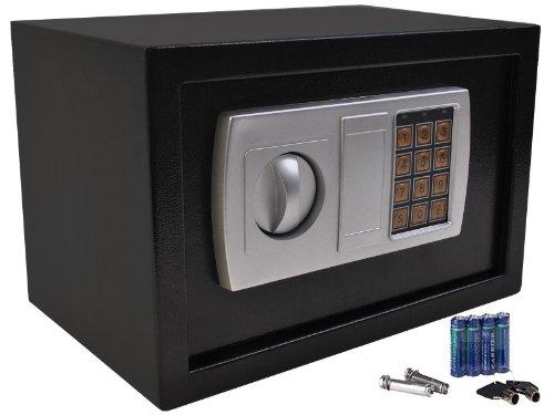 details about 12 5 electronic digital lock keypad safe. Black Bedroom Furniture Sets. Home Design Ideas