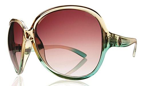 Electric Visual Women'S Olive Mint Fade Rockabye Sunglasses