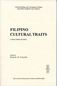 unique traits of filipino culture As a colony of spain for just as many years as mexico, the philippine islands  have just as much hispanic cultural influences as any other latin.