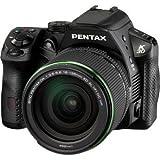 Pentax K-30 Weather-Sealed 16 MP CMOS Digital SLR with 18-135mm Lens (Black)