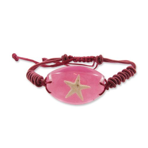 REALBUG Starfish Bracelet, Pink