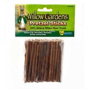 Ware Willow Critters Pretzel Sticks Small Pet Chew