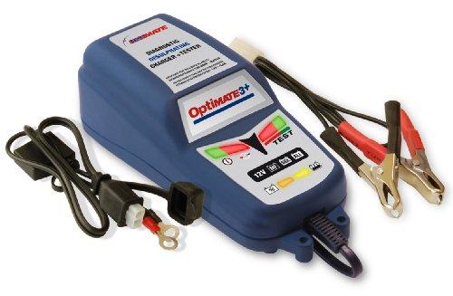 Optimate 3+ 12V Battery Charger & Tester