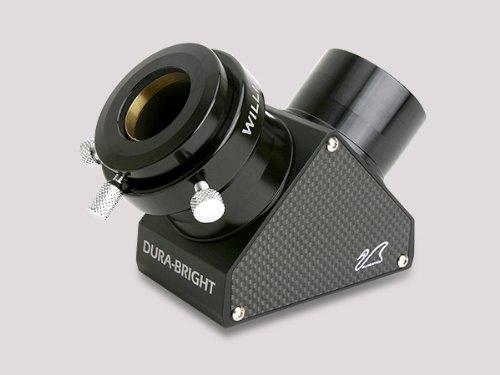 """William Optics 2"""" Dura Bright Diagonal W/ Carbon Fiber Plates D-Dig2D-C-Db"""