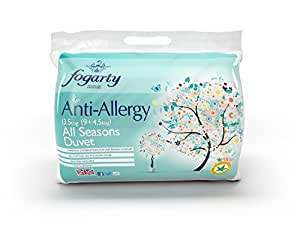 Fogarty Fresh Sleep Anti Allergy All Seasons Duo Single