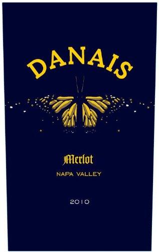 2010 Silenus Winery Latin Series Danais Merlot, Napa Valley 750 Ml