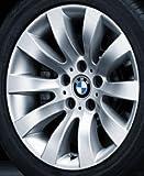 Original BMW Alufelge 5er E60-E61-LCI Radialspeiche 244 in 17 Zoll