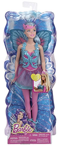 Barbie Fairytale Fairy Summer Doll - 1