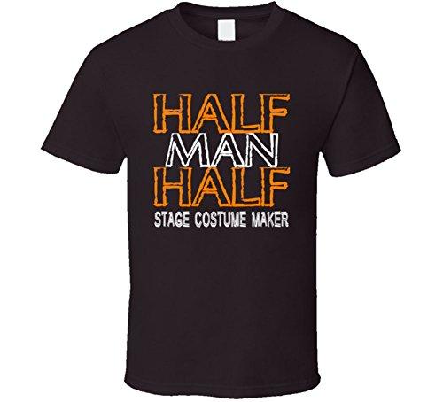 Half  (Dark Chocolate M&m Costume)