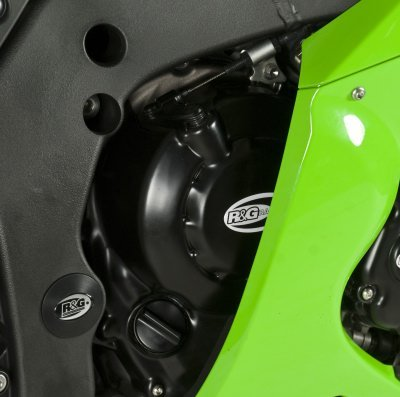 Couvre Carter Droit Embrayage R&G Kawasaki ZX10R 11-13