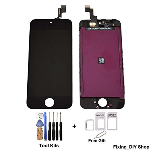 for-iphone-5s-full-set-lcd-screen-replacement-digitizer-assembly-display-touch-panel-black