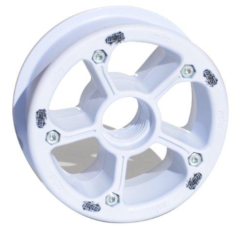 MBS Rock Star II Hub- White- Single