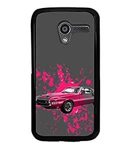 ifasho Designer Phone Back Case Cover Motorola Moto X :: Motorola Moto X (1st Gen) XT1052 XT1058 XT1053 XT1056 XT1060 XT1055 ( Skull Cool Classy Vintage Look Style )