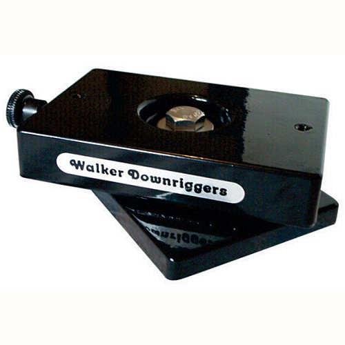 Downriggers walker downrigger swivel base for Fish usa com