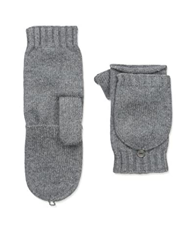 Portolano Women's Convertible Glove, Grey