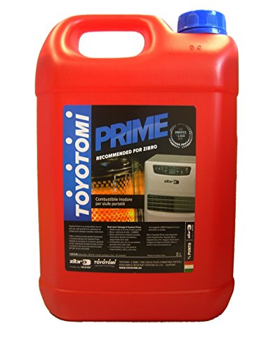 ZIBRO PRIME 5L Combustibile inodore