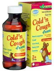 COLD'N COUGH 4 KIDS (4oz) 118ml