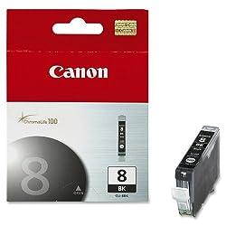 Canon PIXMA CLI-8Bk Ink Tank-Black