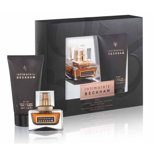 Dvb Beckham Intimately for Men Gift Set Containing 30ml Eau De Toilette and 150ml Body Wash