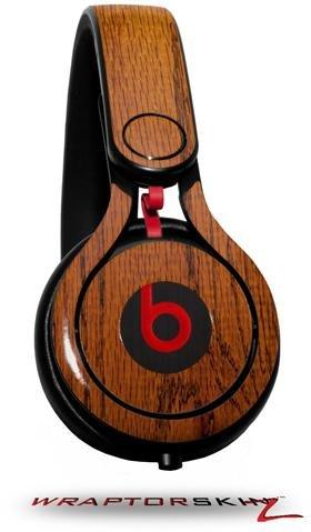 Wood Grain - Oak 01 Decal Style Skin (Fits Genuine Beats Mixr Headphones - Headphones Not Included)