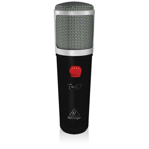 Behringer Tube Condenser Microphone T-47 Vacuum Tube Condenser Microphone