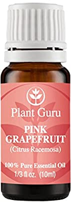 Grapfruit Pink Essential Oil 100% Pure, Undiluted, Therapeutic Grade.
