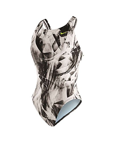 Nike Women's NX Kaleidotech Power Back Swim Suit