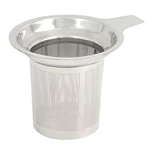 kabalo infuseur th et poign es pour mug tasse et th i re tamis extra fin acier inoxydable. Black Bedroom Furniture Sets. Home Design Ideas