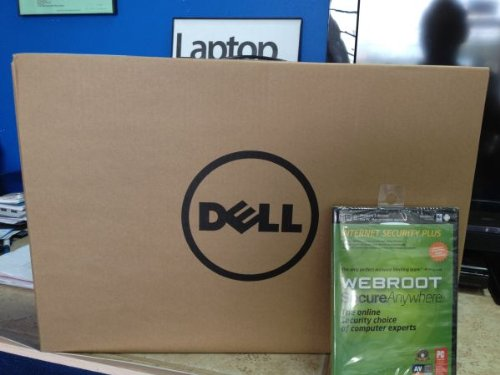 Dell - 14 Inspiron Laptop - 2nd Gen i3- 4GB Remembrance - 500GB Hard Drive -WIFI - Bluetooth- USB 3.0- Diamond Frowning