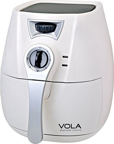 Buy VOLA VSH1004 3.2 Ltr Air Fryer Online at Low Prices in India - Amazon.in