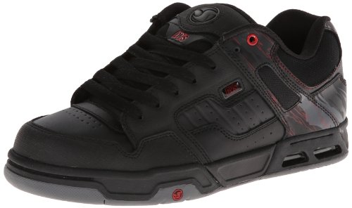 DVS Shoes - Sneaker Enduro Heir, Uomo, Nero  (Noir (Black)), 42 (8 UK)