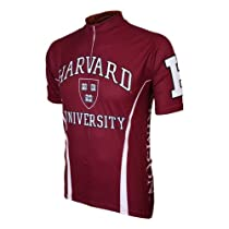 NCAA Harvard Cycling Jersey,XX-Large