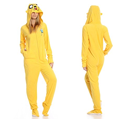 Adventure Time: Jake Union Suit