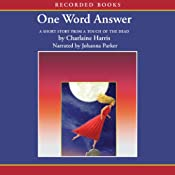One Word Answer | [Charlaine Harris]