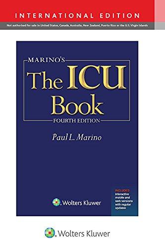 The ICU Book (International Edition)