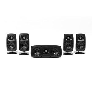 Klipsch QUINTET 5.0 Speaker System (Black HG)