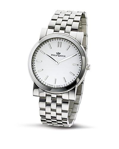 Philip Watch Reloj Slim Plateado 40 mm